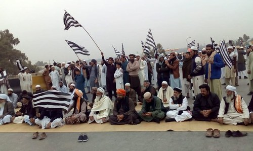 'جو پذیرائی جمعیت علمائے اسلام (ف) کے دھرنوں کی ہورہی ہے وہ انتہائی خوش آئند ہے'