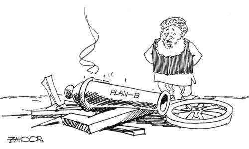 Cartoon: 19 November, 2019