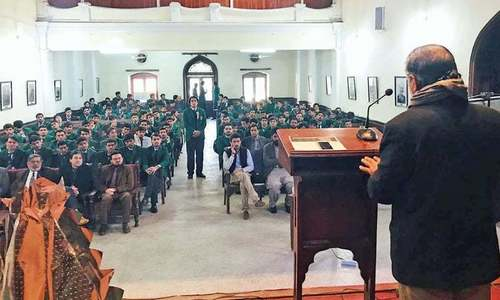 Peshawar bishop seeks Edwardes College control by Dec 25