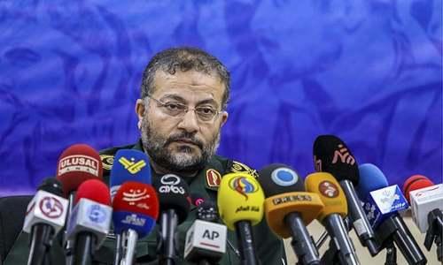 ایران: پاسداران انقلاب کی حکومت مخالف مظاہرین کےخلاف فیصلہ کن کارروائی کی دھمکی
