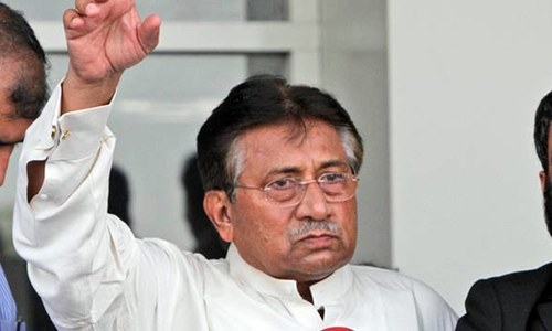 Court reserves verdict in Musharraf treason case
