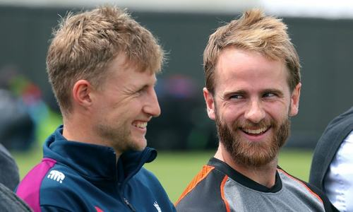 New Zealand and England put cricket rivalry to the Test