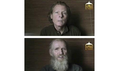 افغانستان: طالبان نے 2 غیر ملکی قیدیوں کو رہا کردیا، پولیس