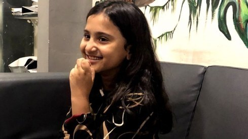 This 8-year-old might just be the youngest Pakistani climate change activist