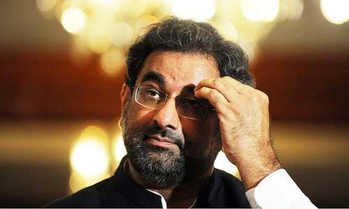 NAB plans to file reference against former PM Shahid Khaqan Abbasi in fortnight