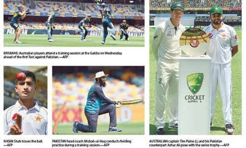 Pace sensation Nasim to make debut in Brisbane Test