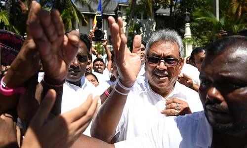 Rajapaksa brothers cement power in Sri Lanka