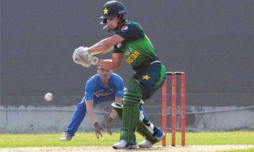 Pakistan edge India in thriller to enter Emerging Asia Cup final