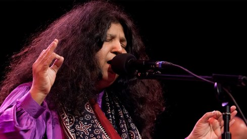 Coke Studio's 'Hairaan Hua' removed due to copyright claim by Abida Parveen