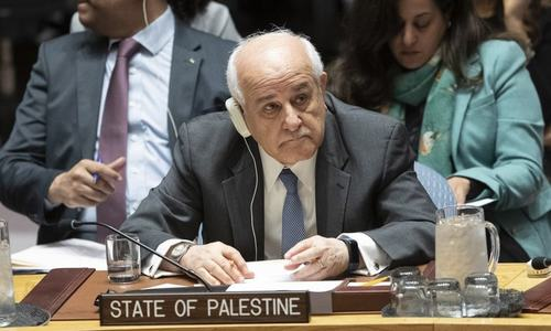 UN Security Council members rebuke US on Israel settlements
