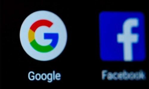 'فیس بک اور گوگل انسانی حقوق کے لیے خطرہ ہیں'