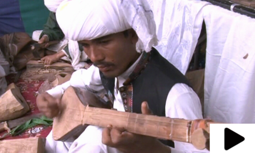 بلوچستان میں ثقافتی آلاتِ موسیقی کیسے تیار کیے جاتے ہیں؟