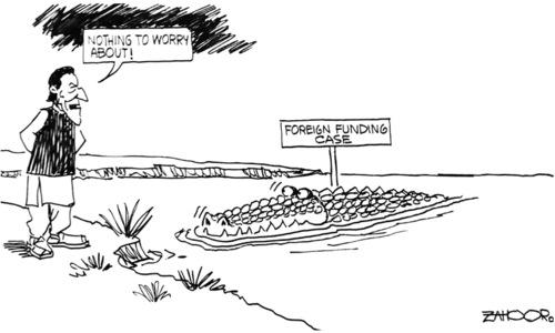 Cartoon: 22 November, 2019