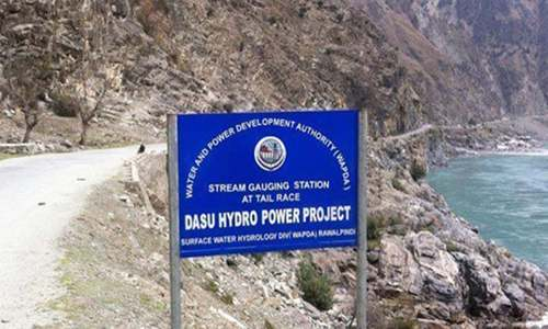 Land acquisition cost for Dasu project doubles to Rs37bn