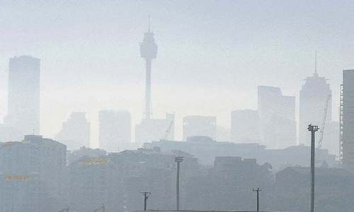 New bushfires spread across Australia