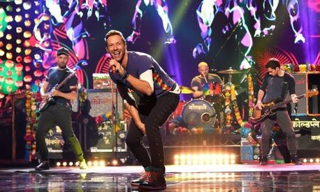 Coldplay won't tour again until they can make their concerts environmentally beneficial