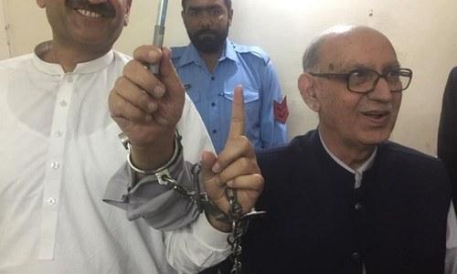 سابق وزیراعظم کے معاون خصوصی کرایہ داری ایکٹ مقدمے میں بری
