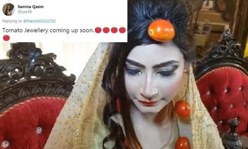 Pakistanis find solace in memes after tomato prices spike