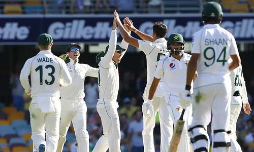Australia have Pakistan reeling at 64-3 on day 3 of 1st Test