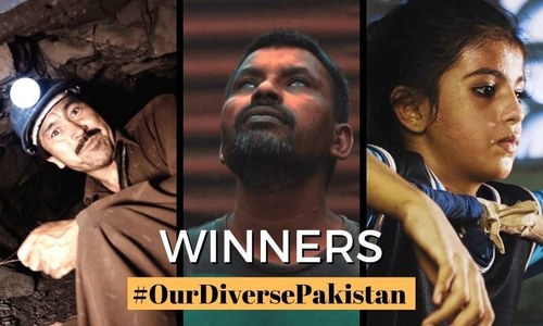 Watch the winning films of 'Our Diverse Pakistan' video story contest
