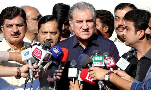 US stance on CPEC will have no impact on project: Qureshi