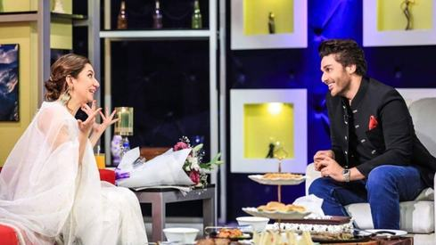Why are so many celebrities revealing their secrets to Ahsan Khan?