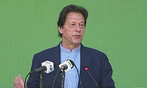 PM launches Clean Green Pakistan Index, urges masses to participate to curb pollution