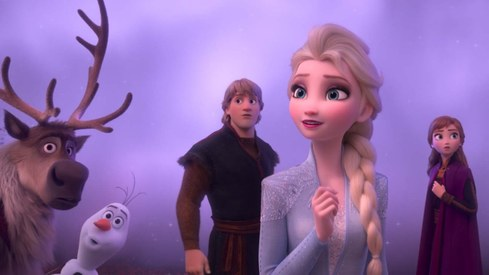 Frozen 2 ices out box office competition with $130 million debut