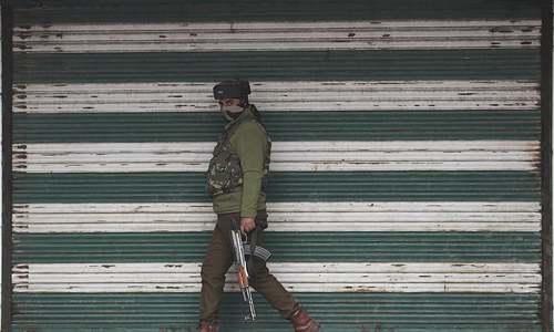 Grenade attacks in held Kashmir leave two dead