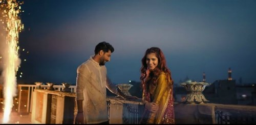Momina Mustehsan and Bilal Saeed just released a new Punjabi single