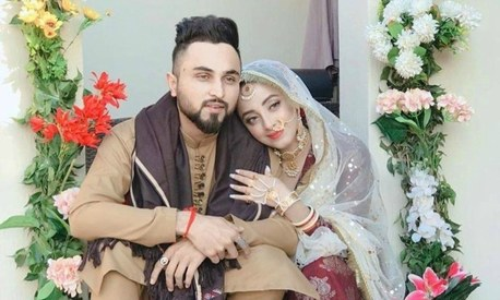 Sanam Chaudhry gets hitched