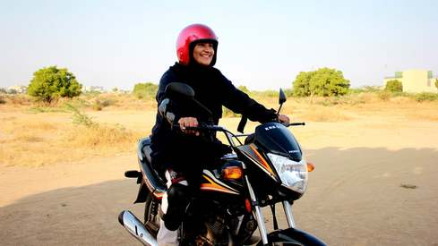 Women On Wheels reveals why women want their own wheels