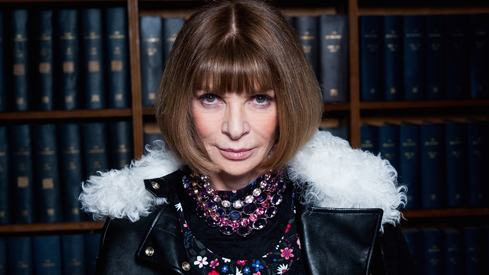 Anna Wintour calls for more sustainability in fashion