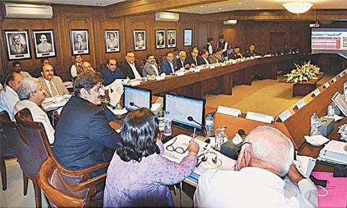 Sindh govt prepares agenda for Dec 11 Council of Common Interests meeting