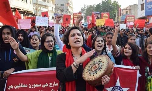 In pictures: Students take to the streets in droves to seek fulfilment of demands