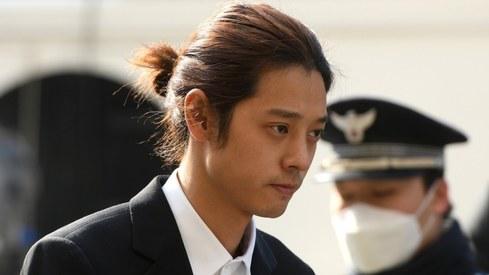 2 K-pop stars sentenced to prison for rape