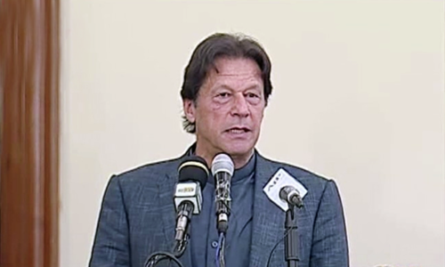 PM Imran announces measures to curb smog, improve air quality