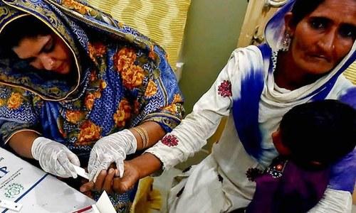 PAKISTAN'S 'POSITIVE' CRISIS