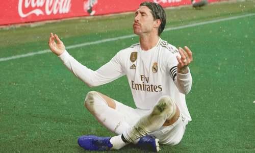 Ramos scores as Real Madrid beat Alaves