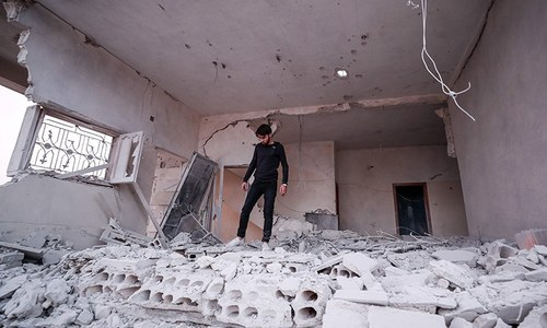 70 killed in clashes between Syrian forces, Idlib fighters