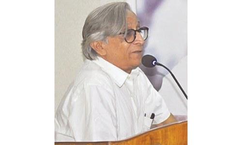 Goodbye, Hasanat sahib - Abul Hasanat [1950 - 2019]
