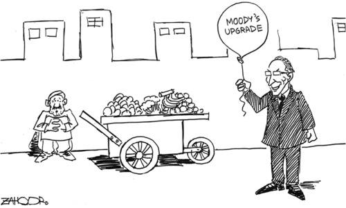 Cartoon: 4 December, 2019