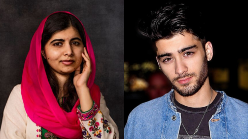 Zayn Malik goes in a new direction by collaborating with Malala