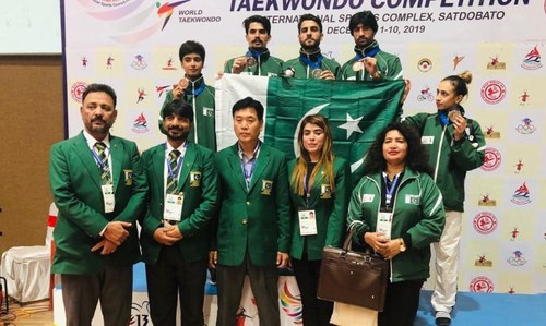Pakistan athletes continue impressive performance in SAG