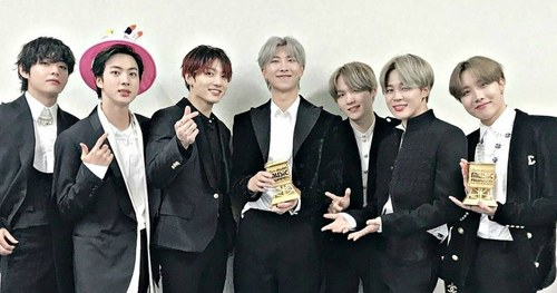 BTS wins big at the Mnet Asian Music Awards 2019