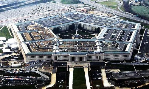 Pentagon denies WSJ report that US is mulling 14,000 more troops for Mideast