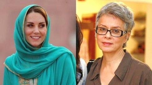 Kate Middleton sends heartfelt letter to Maheen Khan for her Pakistan tour attire