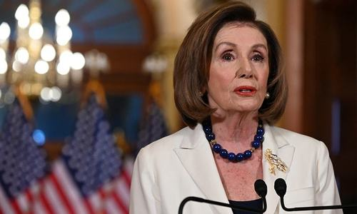US Speaker Pelosi says Democrats will draft articles of impeachment against Trump