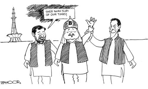 کارٹون : 6 دسمبر 2019