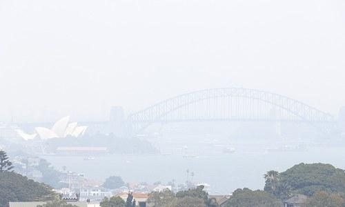 Sydney smoke crisis 'longest on record'